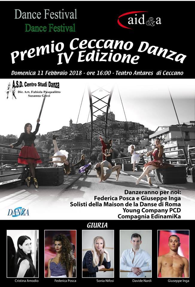 PREMIO CECCANO DANZA – IV edizione