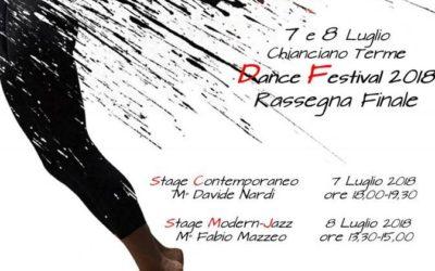 Stage di Danza Contemporanea Aid&a